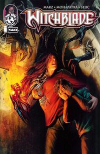 Witchblade 140