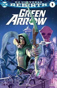Green Arrow 2016 1