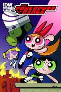 The Powerpuff Girls 1