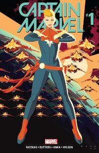 Captain Marvel 2016 1