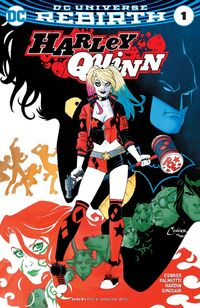 Harley Quinn 2016 1