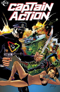 Captain Action 0