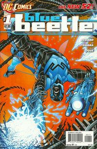 Blue Beetle 2011 1