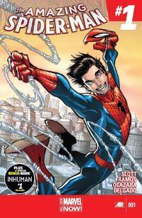 Amazing Spider-Man 2014 1