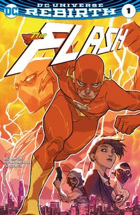The Flash 2016 1