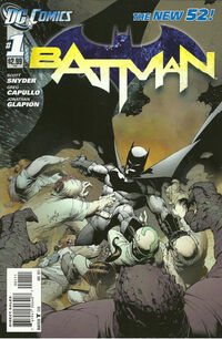 Batman 2011 1