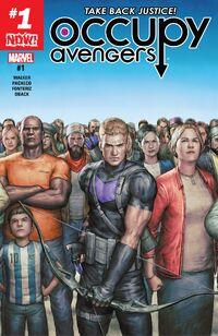 Occupy Avengers 1