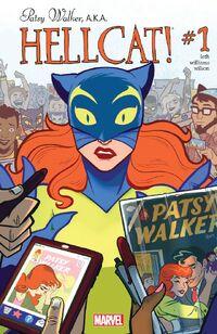 Patsy Walker aka Hellcat 1