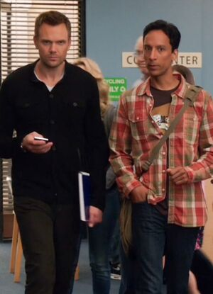 Jeff and Abed Season Four