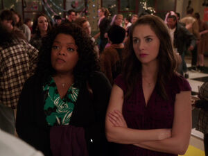4x08-Shirley Annie not amused