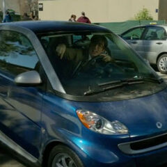 Ian's Smart Car