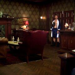 Cornelius' room