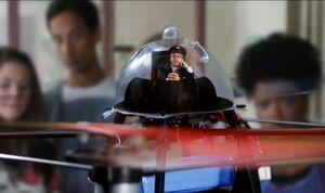 Tiny Man tiny pilot