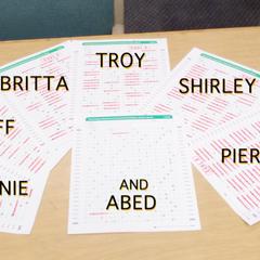 How accurate were Britta's psych profiles?