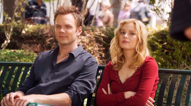 File:1x5 Jeff and Britta on a bench.jpg