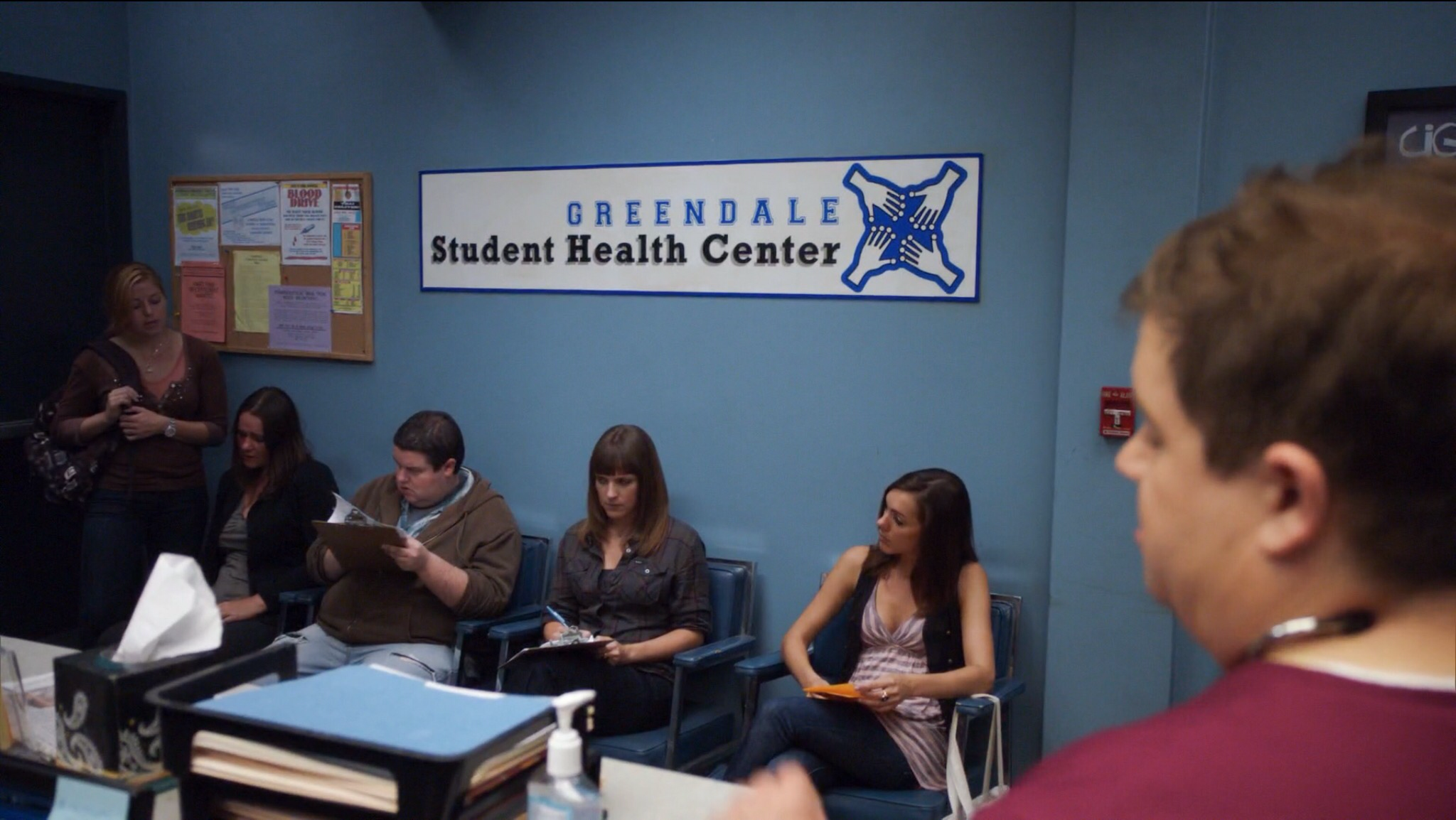 Greendale Student Health Center