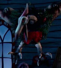 Christmas Pterodactyl