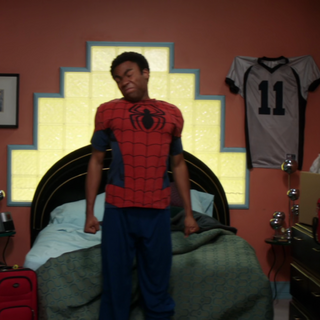 Troy's room