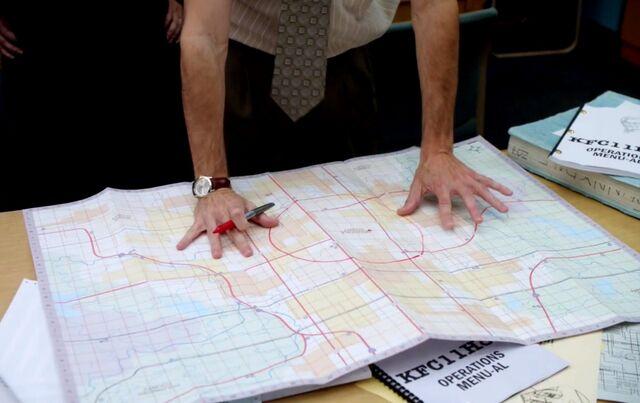 Greendale County map