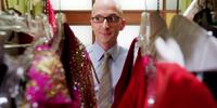 Dean Pelton's outfits