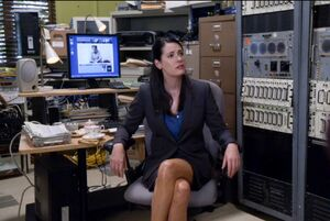 Paget as Debra Chambers