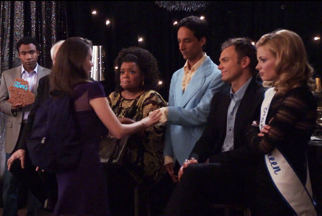 File:Annie and Abed secret handshake 1.jpg