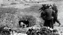 South Korean killing field