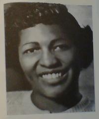 Claudia Vera Jones