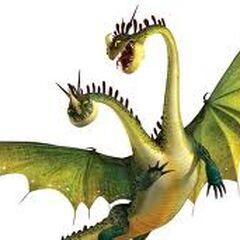 Cremallerus Espantosus | Cómo entrenar a tu Dragón Wiki