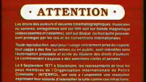 Opening to Runaway 1996 Canadian VHS