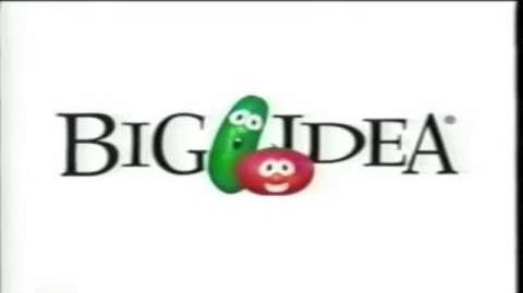 Big Idea Why We Do What We Do Rare 2004 Logo
