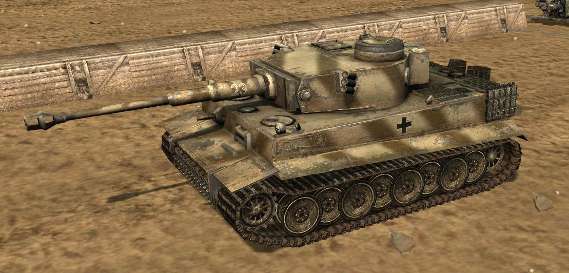 pzkpfw vi tiger company of heroes blitzkrieg mod wiki. Black Bedroom Furniture Sets. Home Design Ideas