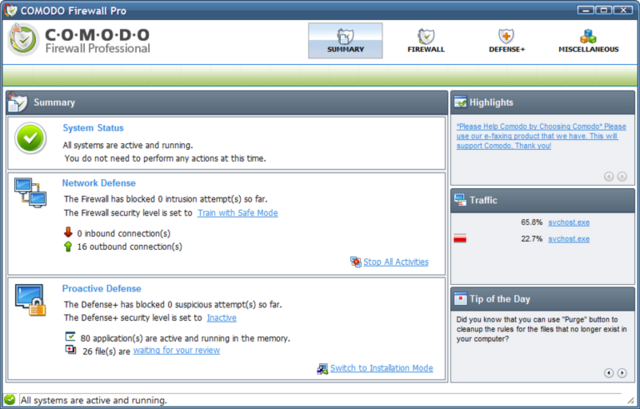 File:800px-Comodo Firewall Pro screenshot.png