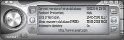 Avast Simple User Interface