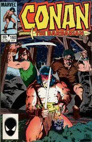 Conan the Barbarian Vol 1 160