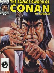 Savage Sword of Conan Vol 1 139