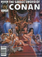 Savage Sword of Conan Vol 1 112