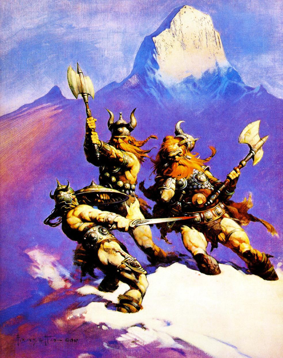 The Nordheimr Races: Aesir & Vanir