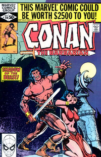 Conan the Barbarian Vol 1 114