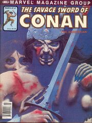 Savage Sword of Conan Vol 1 62