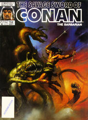 Savage Sword of Conan Vol 1 152