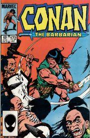 Conan the Barbarian Vol 1 172