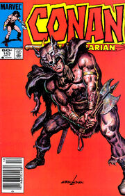 Conan the Barbarian Vol 1 163