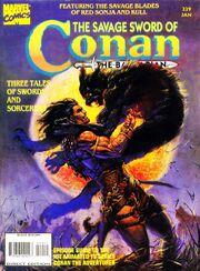 Issue -229 Assault on Acheron Jan. 1, 1995