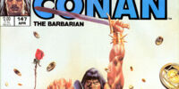 Savage Sword of Conan 147