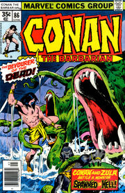 Conan the Barbarian Vol 1 86