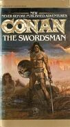 Conan the Swordsman Bantam 1978
