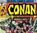 Conan the Barbarian 72