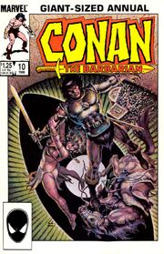 Conan the Barbarian Annual Vol 1 10