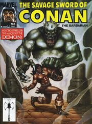 Savage Sword of Conan Vol 1 185